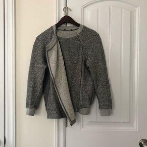 Theory Sweatshirt/cardigan/sweater